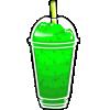 Thumbnail popup lime slushie