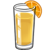 Thumbnail popup orange juice