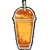 Thumbnail popup peach slushie