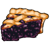 Thumbnail popup blackberry pie