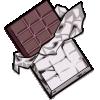 Thumbnail popup chocolate bar