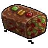 Thumbnail popup fruit cake