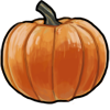 Thumbnail popup pumpkin