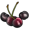 Thumbnail popup black cherries