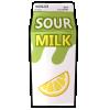 Thumbnail popup sour milk