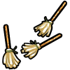 Thumbnail popup witch s brooms