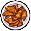 Thumbnail popup fried bat wings