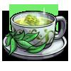 Thumbnail popup relaxing green honey tea