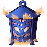 Kith lantern blue 1