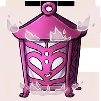 Kith lantern pink 1