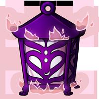 Kith lantern purple 1