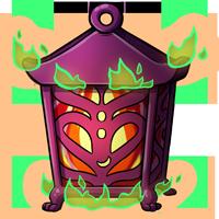 Kith lantern red 1
