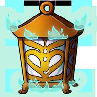 Kith lantern orange 1