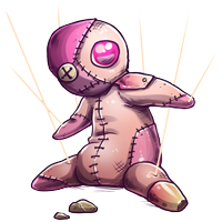 Kith golem pink 1