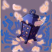 Kith lantern blue 2