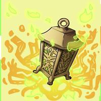 Kith lantern yellow 2