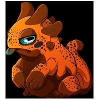 Kith frog 2 orange sm