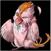 Kith bird s2 pink small