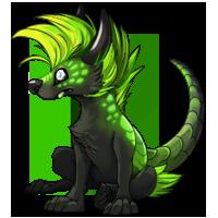 Kith wolf green2 200