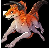 Kith wolf orange3 200