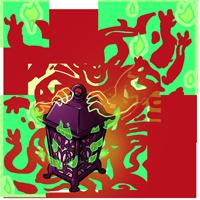 Kith lantern red 3