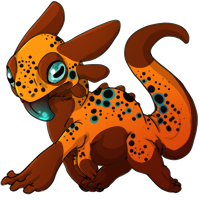 Kith frog 3 orange sm