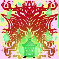 Kith lantern red 4