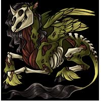 Kith kith green zombielicorne