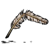 Used quill