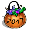 Halloweenpail yearly 2017