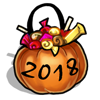 Halloweenpail yearly 2018