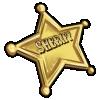 Thumbnail popup sheriff badge