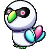 Thumbnail popup robo bird