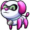 Thumbnail popup robo dog