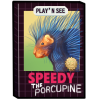 Thumbnail popup speedy the porcupine