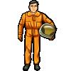 Thumbnail popup astronaut joe