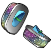 Thumbnail popup satellite shoes