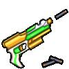 Thumbnail popup phaser gun
