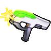 Thumbnail popup lazer gun