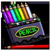 Thumbnail popup glow coloredpencils