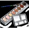 Thumbnail popup skintones watercolorsets