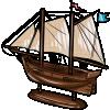 Thumbnail popup model ship