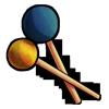 Thumbnail popup wooden mallet