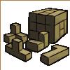 Thumbnail popup wooden block puzzle