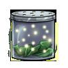 Thumbnail popup fireflies