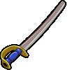 Thumbnail popup toy sword