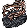 Thumbnail popup tire swing