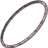 Thumbnail popup hula hoop