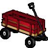 Thumbnail popup wagon