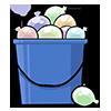 Thumbnail popup waterballons